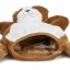 Luvena Fortuna ผ้าห่มเด็กขนนุ่มพร้อมตุ๊กตาสวมมือ thumbnail 14