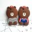 เคสมือถือ Vivo Y66 เคสซิลิโคนหมี3D (พรีออเดอร์) thumbnail 4