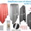 Papa ผ้าคลุมให้นมแบบ Super soft พร้อมถุงผ้า รุ่น BLK-C47 thumbnail 2
