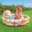 สระน้ำเป่าลมพร้อมห่วงยางและลูกบอล [Intex-59460/59469] thumbnail 7