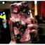 เคสมือถือ R9spro- เคสสกรีนลายดอกไม้นูน3D Pre-Order thumbnail 5