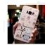 เคสมือถือ Samsung S8plus -เคสซิลิโคนสกรีนลายการ์ตูนนูน3D [Pre-Order] thumbnail 7