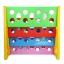ชั้นวางหนังสือแบบโปร่ง Happy time (LN871) thumbnail 9