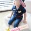 BabyCityชุดยีนส์ผ้ายืดเกาหลี thumbnail 10
