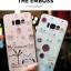 เคสมือถือ Samsung S8plus -เคสซิลิโคนสกรีนลายการ์ตูนนูน3D [Pre-Order] thumbnail 2