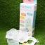 ์Nanny ภาชนะเก็บอาหารเสริมสำหรับลูกน้อย Baby Food Freezer Tray thumbnail 7