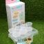์Nanny ภาชนะเก็บอาหารเสริมสำหรับลูกน้อย Baby Food Freezer Tray thumbnail 13