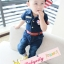 BabyCityชุดยีนส์ผ้ายืดเกาหลี thumbnail 17