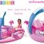 สระน้ำเป่าลมสไลเดอร์ Hello Kitty (Intex-57137) thumbnail 2