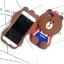 เคสมือถือ Vivo Y66 เคสซิลิโคนหมี3D (พรีออเดอร์) thumbnail 9