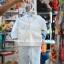 Lilsoft baby ชุดเสื้อแขนยาว+กางเกงขายาว 100%Cotton - Anti bacterial sanitized thumbnail 4