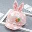 หมวกแก๊ปเด็กลายกระต่ายหูตั้งแครอท thumbnail 4