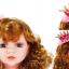 กิ๊ฟติดผมเด็กมงกุฎเจ้าหญิงน้อยสีชมพู thumbnail 2