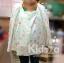 Grace kids ผ้าหลุมให้นมคอตตอนพิมพ์ลาย Breastfeeding Cover thumbnail 5
