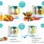 MumMom เครื่องปั่นนึ่งอาหารลูกน้อย 5in1 รุ่น P1 Baby Food Blender (แถมฟรี!ถ้วยเก็บอาหารลูกน้อย 2 ใบ) thumbnail 6