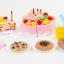 ชุดรถเข็นพร้อมเค้กวันเกิด DIY Cake Play Set thumbnail 10