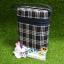 กระเป๋าโฟมเก็บอุณหภูมิร้อน-เย็นลายสก๊อต แบบถ้วยพลาสติก Grace kids thumbnail 3
