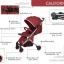 Fico รถเข็นเด็ก+กระเช้าคาร์ซีท รุ่น California 4in1 [แรกเกิด-3ปี] thumbnail 8