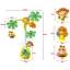 Huile Toys โมบายติดขอบเตียงเสริมพัฒนาการลายสัตว์ Infant Developmental Mobile thumbnail 3