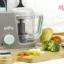 Mummom เครื่องปั่นนึ่งอาหาร 5in1 รุ่น P2 Baby Food Blender 5in1 thumbnail 4