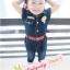 BabyCityชุดยีนส์ผ้ายืดเกาหลี thumbnail 16