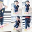 BabyCityชุดยีนส์ผ้ายืดเกาหลี thumbnail 2