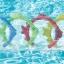 ทุ่นใต้น้ำรูปปลา 4 ห่วง [Intex-55507] thumbnail 4