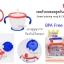Richell เซตถ้วยหลอดดูดกันสำลัก+ถ้วยฝึกดูด LC Straw training mug & Clear straw bottle mug thumbnail 2
