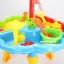 โต๊ะเล่นทราย 3 ช่องพร้อมอุปกรณ์ Sand Beach Set Toys thumbnail 18