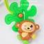 Huile Toys โมบายติดขอบเตียงเสริมพัฒนาการลายสัตว์ Infant Developmental Mobile thumbnail 22