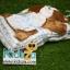 Luvena Fortuna ผ้าห่มเด็กขนนุ่มพร้อมตุ๊กตาสวมมือ thumbnail 5