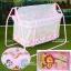 เปลไกวเด็ก Baby Cradle รุ่น C023 ลายหัวสัตว์ thumbnail 2