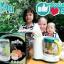 MumMom เครื่องปั่นนึ่งอาหารลูกน้อย 5in1 รุ่น P1 Baby Food Blender (แถมฟรี!ถ้วยเก็บอาหารลูกน้อย 2 ใบ) thumbnail 11