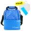กระเป๋าเก็บอุณหภูมิทรงสูง 2 ชั้น V-Coool [แถมฟรี!น้ำแข็งเทียม+กระเป๋าใส] thumbnail 12