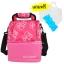กระเป๋าเก็บอุณหภูมิทรงสูง 2 ชั้น V-Coool [แถมฟรี!น้ำแข็งเทียม+กระเป๋าใส] thumbnail 11