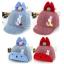 หมวกแก๊ปเด็กกระต่ายหูตั้งหางกลม