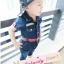 BabyCityชุดยีนส์ผ้ายืดเกาหลี thumbnail 8