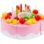 ชุดรถเข็นพร้อมเค้กวันเกิด DIY Cake Play Set thumbnail 11